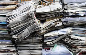 Spomladanska akcija zbiranja papirja