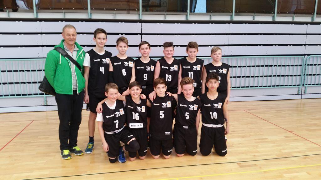 Področno prvenstvo v košarki – mlajši dečki