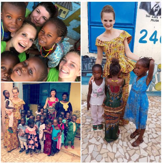 Šolanje v Gambiji