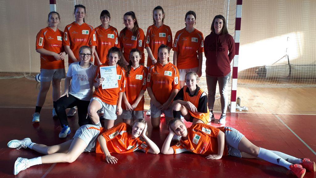 Področno prvenstvo v nogometu – deklice