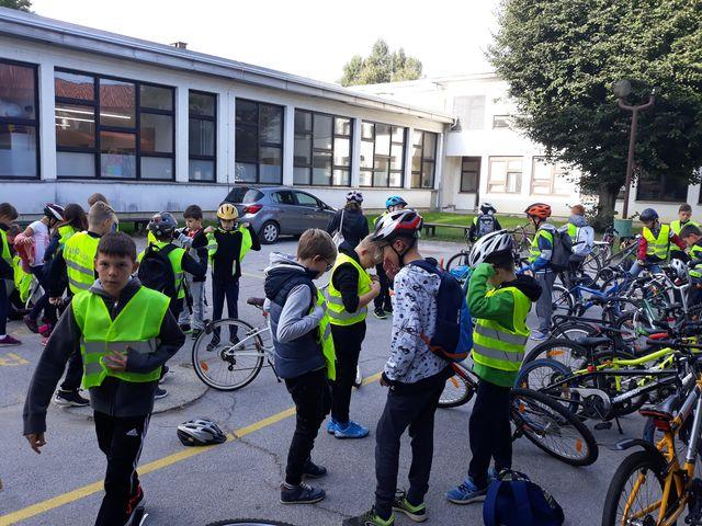 Petošolci postali samostojni kolesarji