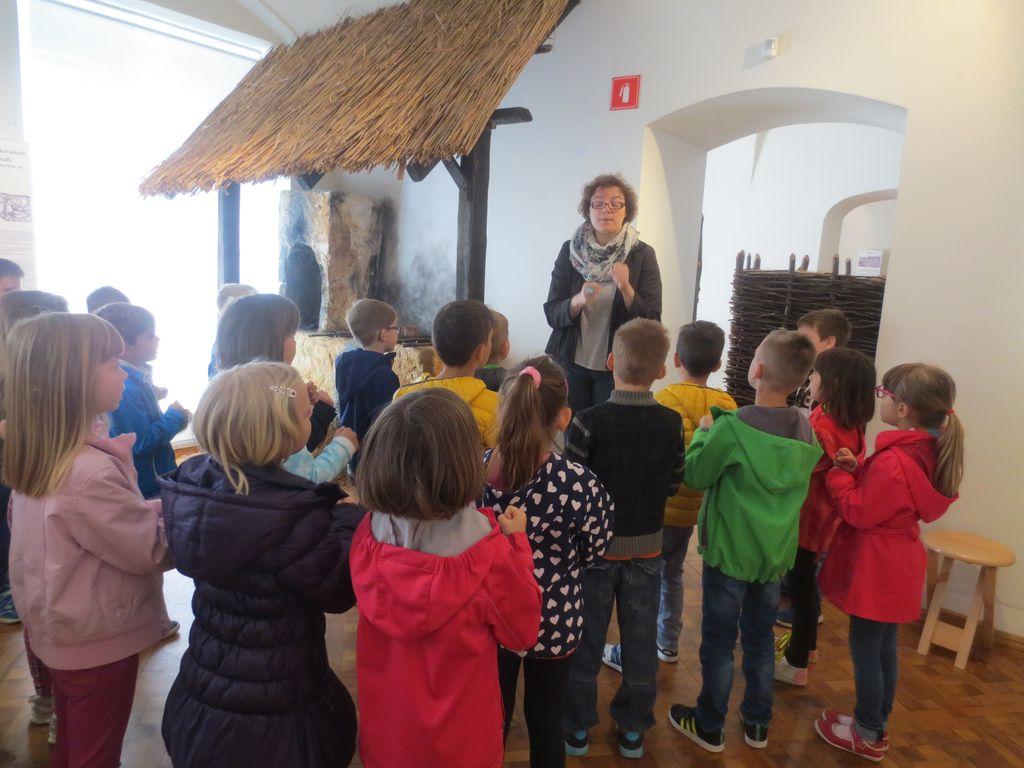 Doživetje prostora v Pomurskem muzeju Murska Sobota