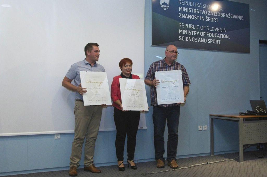 Najbolj športna osnovna šola 2018-19