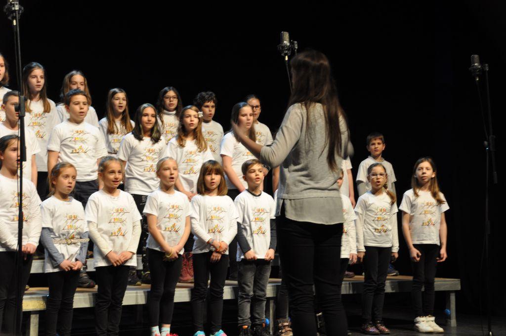 Revija otroških in mladinskih pevskih zborov 2018